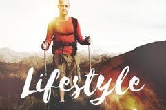 Lebensstil-Kultur-Lebensart interessiert Leidenschafts-Gewohnheits-Konzept stockfotografie