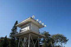 Lebenwachturm in Sydney Stockbild