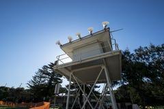 Lebenwachturm in Sydney Lizenzfreie Stockbilder
