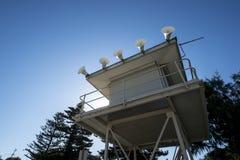 Lebenwachturm in Sydney Lizenzfreies Stockfoto