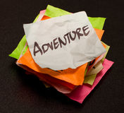 Lebenwahlen - Abenteuer Lizenzfreie Stockbilder