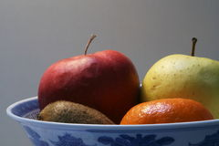 Lebhaftgesundes - Frucht Lizenzfreies Stockfoto