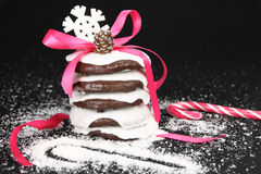 Lebkuchen gift Royalty Free Stock Photo