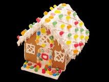 Lebkuchen-Haus Lizenzfreies Stockfoto