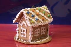 Lebkuchen-Haus lizenzfreie stockfotografie