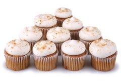 Lebkuchen-kleine Kuchen Lizenzfreie Stockfotografie
