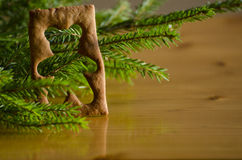 Lebkuchenbär Stockbilder