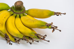 Lebmuernang banana Royalty Free Stock Images