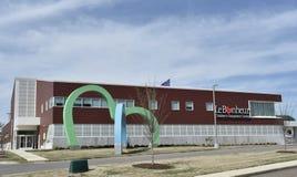 LeBonheur儿童医院,杰克逊,TN 免版税库存图片