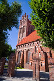lebork Польша Стоковое Изображение RF