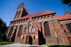 Lebork, Poland Royalty Free Stock Photos