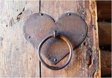Lebt hier Liebe lizenzfreies stockbild