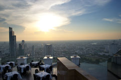 Lebua at State Tower Royalty Free Stock Images
