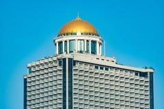 Lebua state tower in Bangkok Royalty Free Stock Photography