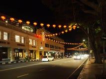 Lebuh Pantai, δρόμος παραλιών, Τζωρτζτάουν, Penang στοκ εικόνες με δικαίωμα ελεύθερης χρήσης