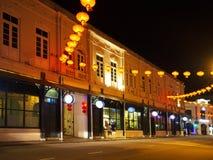 Lebuh Pantai, Beach Road, Georgetown, Penang royalty free stock image