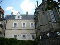 Žleby Chateau Stock Fotografie