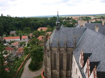 Leby - Schleb - Δημοκρατία της Τσεχίας Å ½ στοκ εικόνα με δικαίωμα ελεύθερης χρήσης