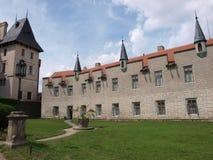 Leby - Schleb - Tsjechische Republiek Å ½ Stock Afbeeldingen