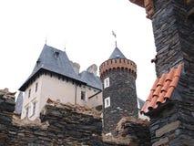 Leby - Schleb - Tsjechische Republiek Å ½ Stock Foto's