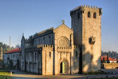 Leca do Balio μοναστήρι Στοκ φωτογραφίες με δικαίωμα ελεύθερης χρήσης