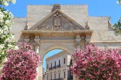 Lecce, Ιταλία Στοκ Εικόνα