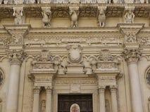 Lecce σε Apulia στην Ιταλία Στοκ φωτογραφία με δικαίωμα ελεύθερης χρήσης