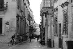 Lecce стоковые фотографии rf