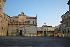Lecce Royalty Free Stock Photo