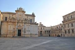 Lecce Stockbild