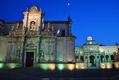 Lecce Lizenzfreies Stockbild