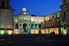 Lecce Stockfotografie