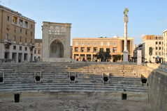 Lecce Royalty Free Stock Images