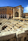Lecce Stock Photo