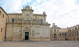 Lecce Stockfotos