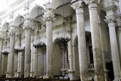 Lecce Church Stock Photos
