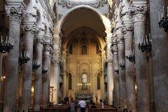Lecce cruzado santo Imagen de archivo