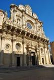Lecce, Italien Lizenzfreie Stockfotografie