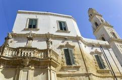 Lecce, Puglia, Italië Royalty-vrije Stock Afbeeldingen