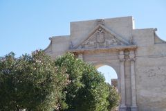 Lecce in Puglia in Italy Stock Photo
