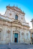 Lecce, Puglia, Italy royalty free stock photo