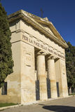 Lecce temple cemetery Stock Images