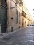 Lecce. Wiew of the city centre Stock Photos