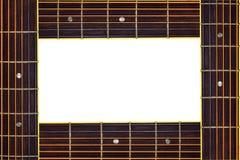 Lecciones de la guitarra fotos de archivo libres de regalías