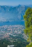 Lecco Royalty Free Stock Image