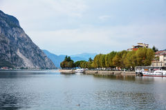 Lecco italy Stock Images