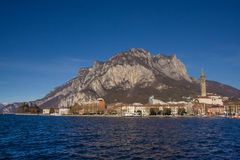 Lecco, Italy Stock Photography
