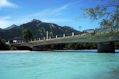 Lech River images libres de droits