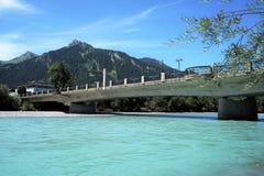 Lech River photographie stock libre de droits