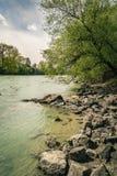 Lech rzeka Obraz Stock
